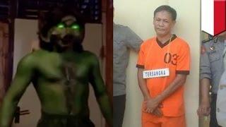 Video Kolor Ijo dari Luwu Timur, tewas ditembak polisi setelah kabur dari penjara - TomoNews MP3, 3GP, MP4, WEBM, AVI, FLV Desember 2017