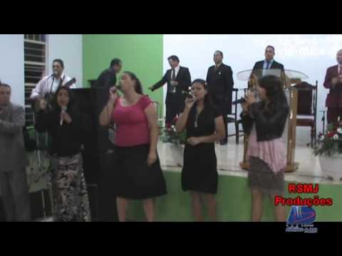 Glamb Guareí Louvando A Deus em Rechã