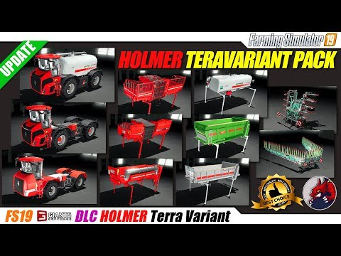 Holmer TeraVariant Pack v1.0.0.1