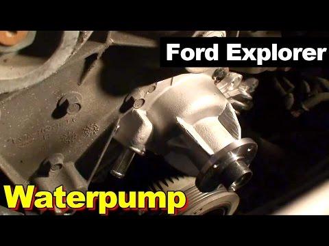 1995 Ford Explorer Waterpump Repair