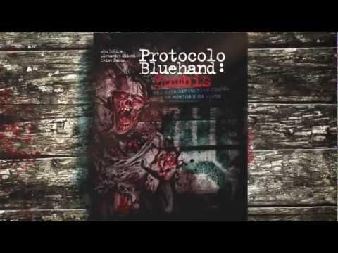 Protocolo Bluehand: Zumbis - Book trailer