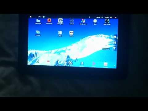 Review of advent vega internet tablet 2012
