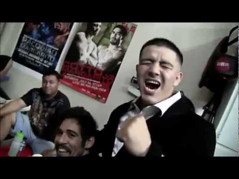 Brandon Rios Highlight - I Still have a Soul Video