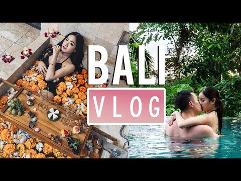 BALI, INDONESIA VLOG | Our First Time