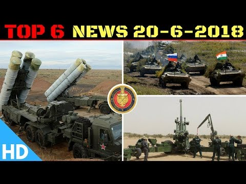 Indian Defence Updates : Dhanush Enters Production, S400 Deal Payment,India Russia INDRA 2018