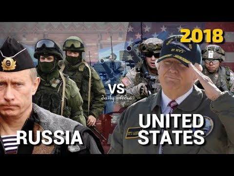 Video Russia vs United States - Military Power Comparison 2018 download in MP3, 3GP, MP4, WEBM, AVI, FLV January 2017