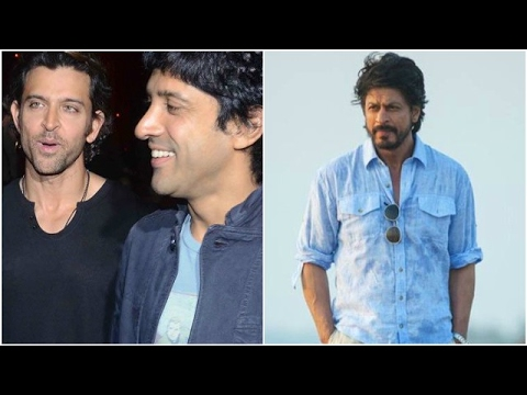 Farhan's Friendship With Hrithik Affected | Shahru