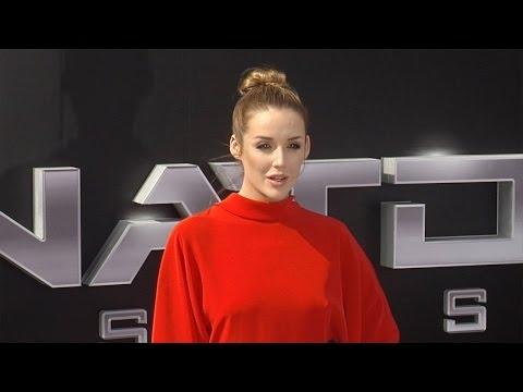 """Sarah Dumont // """"Terminator Genisys"""" Los Angeles Premiere Arrivals"""