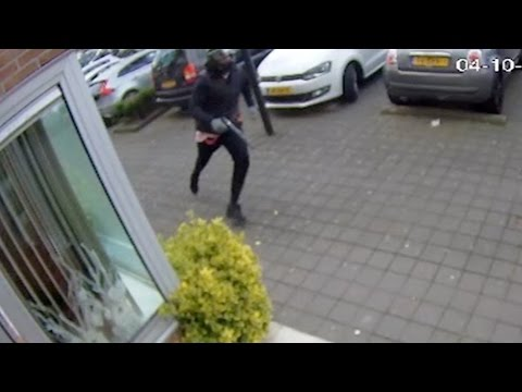Miraculous escape from hitman in Amsterdam