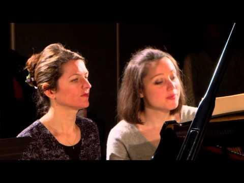 Ravel : Ma mère l'Oye, par Vanessa Wagner et Marie Vermeulin