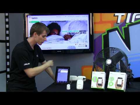 Belkin Wemo Wifi Home Automation Kit Showcase NCIX Tech Tips