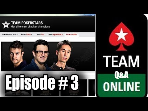 just - Episode three of the series - asking team online members about crazy propbets and poker math!