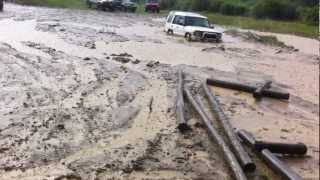 Land Rover Discovery 2 Mud Hole (Colorado Off Road)