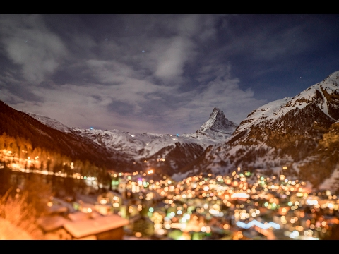 30 Epic Timelapses of The Matterhorn in 4K | The Horn