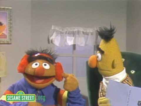 ernie - For more videos and games check out our new website at http://www.sesamestreet.org In this video, Bert has to guess what Ernie has. Sesame Street is a produc...