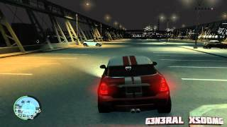 Mini Roadster And Convertible 2012  Review Test Drive On GTA IV Car Mod.wmv