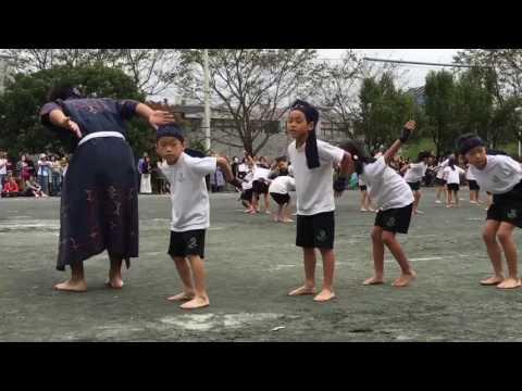 2016年度 和光鶴川小学校 秋まつり おどりのひろば