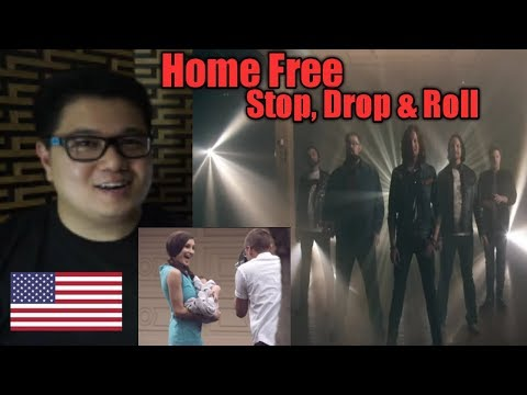 (Filipino Reaction) Home Free Cover of Dan + Shay - Stop, Drop + Roll