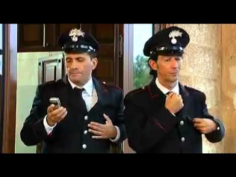 barzelletta carabinieri - lo scatto alla risposta