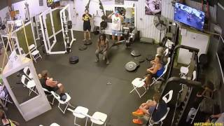 Matthew\'s Gym Bench Press June 2016 - Tileah