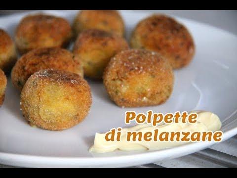 video ricetta: polpette di melanzane