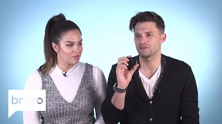 Video Vanderpump Rules: The Ladies & Tom Schwartz Show Their Go To Makeup | Bravo MP3, 3GP, MP4, WEBM, AVI, FLV Desember 2018