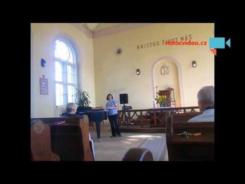 Židovské písničky v Husově kapli