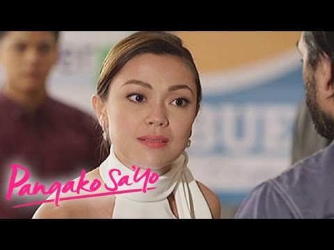 Pangako Sa'Yo: Intense Confrontation