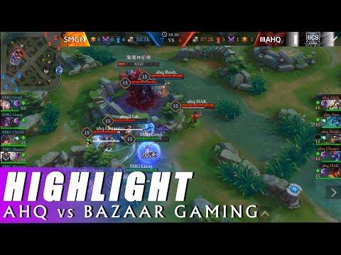 Highlight RPL Thái Lan | AHQ vs Bazaar Gaming | ANH HÙNG & TỘI ĐỒ - Thời lượng: 10 phút.