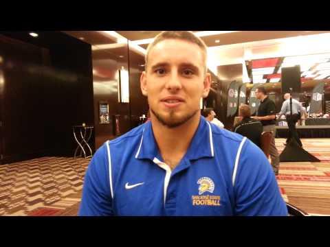 Travis Raciti Interview 8/6/2014 video.