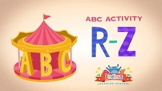 Endless Alphabet R-Z