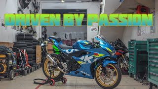 Video Driven by Passion MP3, 3GP, MP4, WEBM, AVI, FLV Agustus 2018