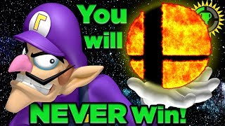 Game Theory: Why You CAN'T Beat Super Smash Bros Ultimate!