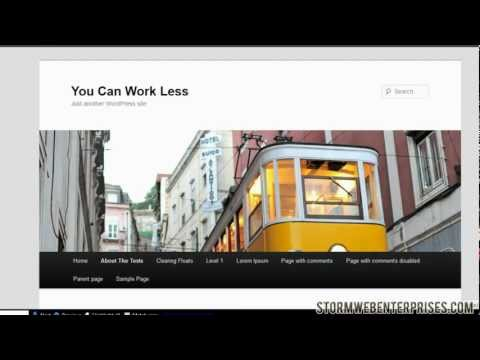 WordPress Posts & Pages Tutorial – How To Work with WP Pages & Posts