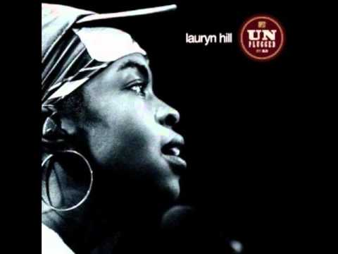 Lauryn Hill - Mr. Intentional (Unplugged)