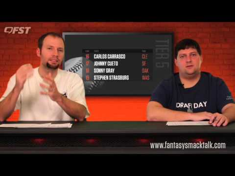 2016 Fantasy Baseball Starting Pitcher Rankings thumbnail