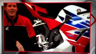 8. 2013 Honda CBR600RR Official Release Video of Technical Details Specs from Honda