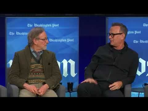 Tom Hanks on portraying former Washington Post Editor: 'I was lucky' to meet Ben Bradlee