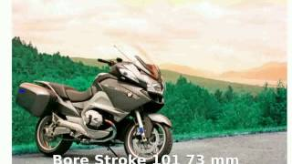 8. BMW R 1200RT - Details & Specs