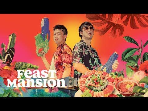 Feast Mansion w Rich Brian and Joji🍴88rising x First We Feast