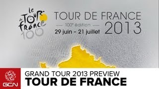 Tour De France 2013 Preview - What Will Happen In The 100th Tour De France?