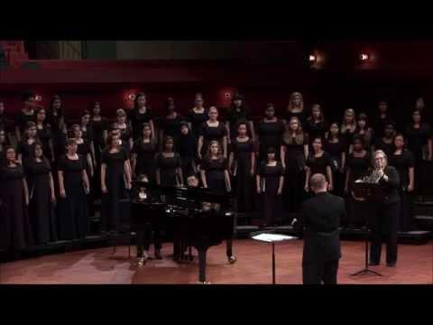 Heart, We Will Forget Him - James Q. Mulholland - UNT Women's Chorus, Peter Steenblik