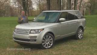 Road Test: 2013 Land Rover Range Rover
