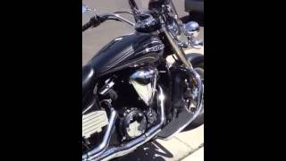 7. 2012 Yamaha V Star 1300 Tourer.