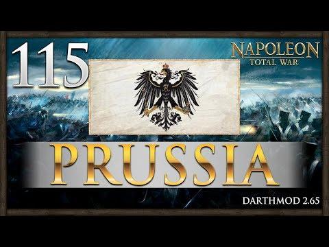 AUSTRIA LA VISTA BABY! Napoleon Total War: Darthmod - Prussia Campaign #115