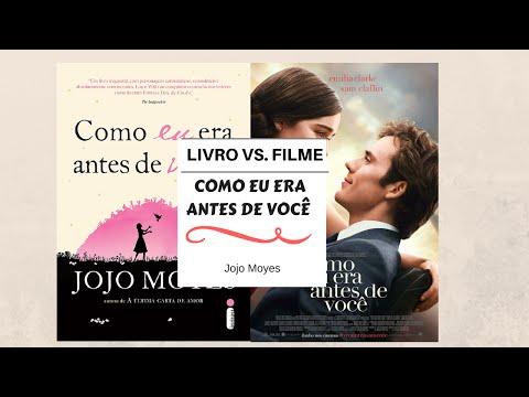 Livro VS. Filme - Como eu era antes de você | Biografias e Afins por Tamy Pinheiro