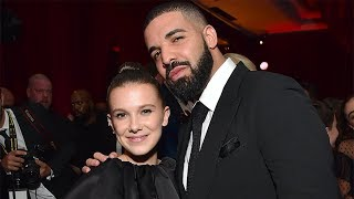 Messages From Drake To Millie Bobby Brown Are CREEPY