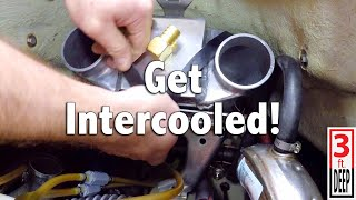 9. How to Install an Intercooler (on a Supercharged 4-TEC Sea-Doo Jet Ski)