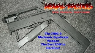 Hardline - Syndicate weapon (46-9) - (FMG9) -  An Engy's Best Friend! (Xbox1)