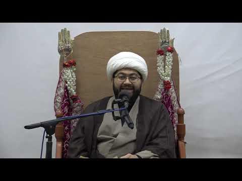 1441 AH – Ramadhan – 05 – Shab – Majlis